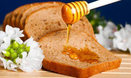 honey-eat bread 90