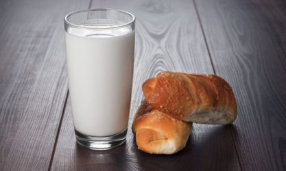 milk-eat bread 90