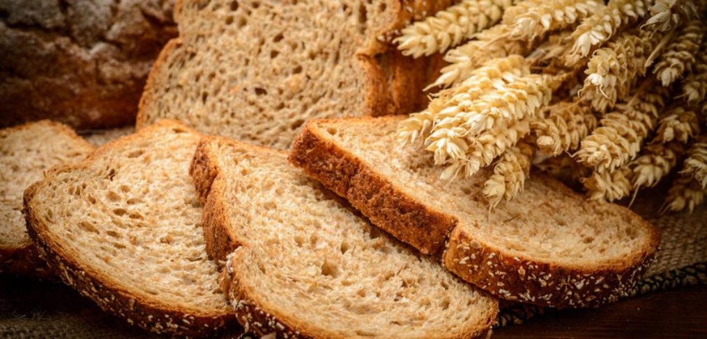 whole wheat- grain- eat bread 90
