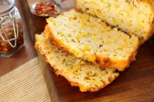 South African Green Mealie Bread