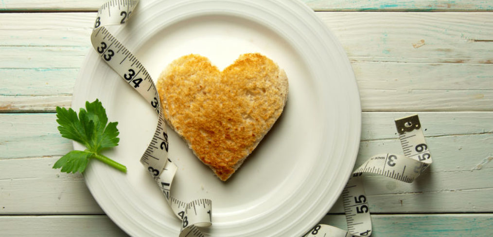 heart bread carbs weight loss good