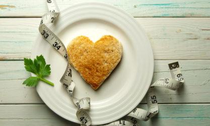 heart bread carbs weight loss good