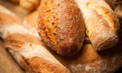 Eat bread 90
