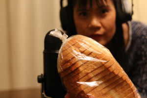 Lin EB90cpodcast 2, pitching a loaf, podcast-bread diet- bread myths-whole grains healthy diet