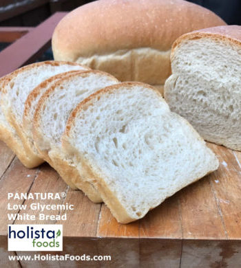 Low Glycemic White Bread