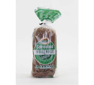 Sprouted Whole Wheat