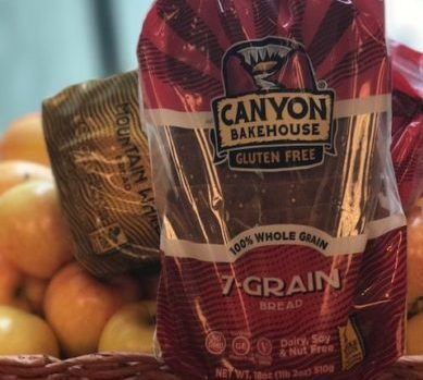 7 Grain Gluten-free Bread