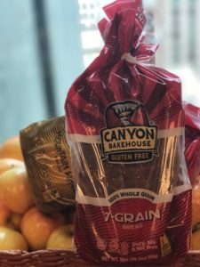 Canyon Bakehouse - gluten free - celiac disease