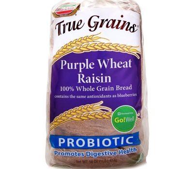 Purple Wheat Raisin