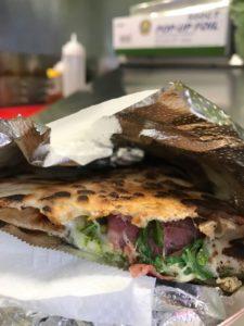 Piadina flatbread