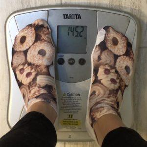 Week 2 weigh-in: 145.2