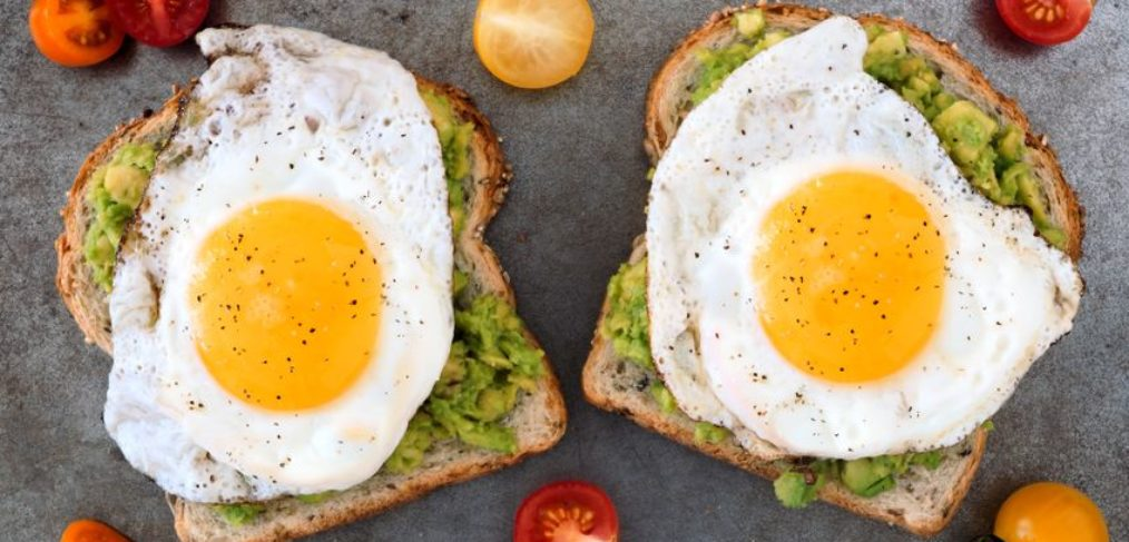 Eating healthy bread to lose weight: week 1